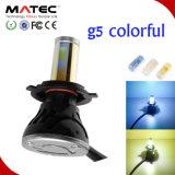 Linterna colorida del tubo 9012 LED de la linterna 3000k 4000k 8000k de Guangzhou Matec LED