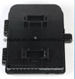Коробка оптического волокна коробки Sc переходники сердечников 16PC низкой цены 16 установленная стеной
