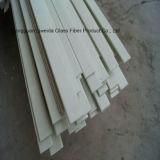 Barre plate élevée de Streght GRP/Fiberglass/FRP, bande