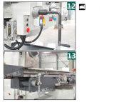 Филировальная машина Zx6336b всеобщая радиальная