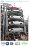 Tipo rotatorio elevación del estacionamiento del sistema del estacionamiento