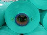 Дунутая LLDPE пленка обруча Silage зеленого цвета 750mm