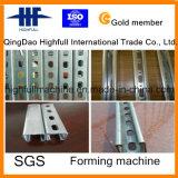 機械Cセクション母屋を形作る鋼鉄Cチャネルロールは機械の中国製形成を冷間圧延する