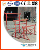 Adjustable de aço Scaffolding Trestle com Removable Feet