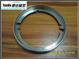良質のステンレス鋼の精密機械工場