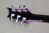 Las bandas labran/la carrocería y el cuello de caoba/la guitarra eléctrica de Afanti (APR-064)