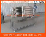 Alimento preservado, alimento, feijão que processa a inclinação que inclina o tipo máquina de empacotamento Dz-500 do vácuo