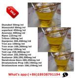 Testostérone injectable Enanthate 250mg/Ml de stéroïdes de grande pureté de 99%