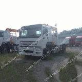 Sinotruk HOWO 6X4 10 Wheeler Camión grúa