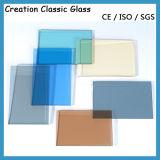 공간, 청동, 회색, 파랑은, 색을 칠한과 플로트 유리 녹색이 된다