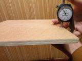 madeira compensada do mercado de Colômbia da classe da mobília de 3.2mm