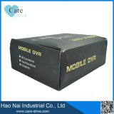 Caredrive Mdvr GPS 3G WiFi 4CH Mdvr com disco rígido