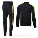 Treinamento Futebol Tracksuits, Whloesale Quality Quality Training Club Futebol Fato para Homens, Futebol masculino respirável