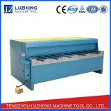 Máquina de estaca de corte elétrica da placa de metal da máquina Q11-4X1300NC com PLC