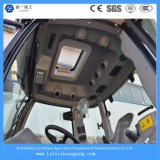 Alimentador de granja rodado alta calidad/alimentador agrícola con el motor de la potencia de Weichai