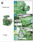 Horizontaler Aufzug-Tisch-Typ Fräsmaschine der Qualitäts-X6132/X6140