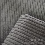Tissu de polyester de pile de Cutted et de velours côtelé de nylon pour le sofa