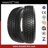 Annaite neumático del carro 295 / 80R22.5 caliente de la venta de neumáticos TBR