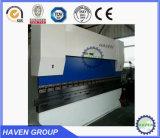 WC67Y-250X4000 E21 hydraulische PressBrake hydraulische Stahlplatten-verbiegende Maschine