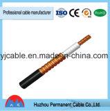 Cable coaxial Rg11 con el mensajero