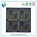 94V0 Fr4の金のプリント基板PCB