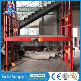 Prix de levages d'ascenseurs de marchandises d'entrepôt de la Chine 2ton 5m bon