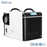Deumidificatore registrabile di HVAC del condotto di umidità stabilita di telecomando