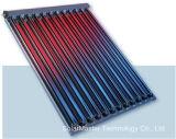 Nouvelle chauffe-eau solaire pressurisé de la conception 2016 par fente (EN12976)