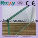 중국 Ce/ISO 증명서를 가진 바위 같은 공장 6.38mm 명확한 박판으로 만들어진 유리