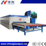 Moderando Furnace Glass Machinery com Longitudinal Bend Section para Best Quality e Reasonable Price