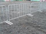 Barriera per controllo di accesso, barriera pedonale di controllo, standard della bandierina di Aus di raduno della barriera di controllo di folla