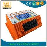 LCDが付いている安いPWMの太陽電池のパネルの充電器のコントローラの調整装置