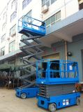 8m Lifting Height Selbst-Propelled Mobile Scissor Lift (SJYZ)