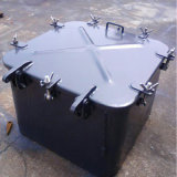 Bochi Customzied 강철 작은 승강구 덮개