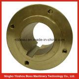 Peça de bronze fabricada fábrica do cobre da peça do ISO