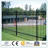 Гальванизированная стальная загородка/загородка алюминия загородки ковки чугуна