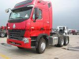 Camion del trattore del trattore A7 di Sinotruk HOWO A7 6X4 HOWO