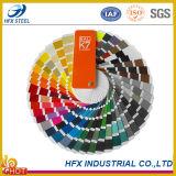 El color de Shandong PPGI cubrió la bobina de acero