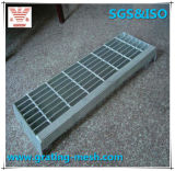 Tipo 6 Galvanized/Metal/Steel Grating per Stair Treads