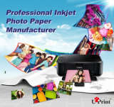 Papier lustré de la meilleure qualité de photo de doubles côtés secs rapides imperméables à l'eau