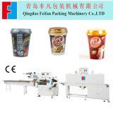 Maquinaria automática do Shrink do café do copo do baixo preço