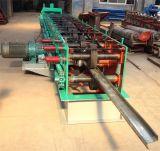 機械装置を形作るCangzhouの高品質の冷たい鋼鉄プロフィールZの母屋ロール