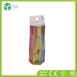 Doos van de Gift van de Doos van het Verjaardagsgeschenk van pvc pp van het huisdier De Verpakkende Plastic
