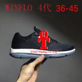 Сигнал Winflo 2017 новый Wmns Nlke 4 женщины и ботинки людей идущих