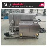 Limpiador ultrasónico industrial de la cabeza de impresora de los recambios de la lavadora