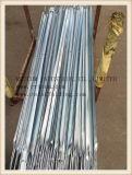 Galvanizado Andaime Cruz Ângulo Suspensórios para Sistema de armação
