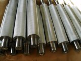 Zinc PlatingのCNC Machining Knurling Shaft