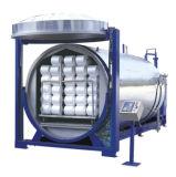 工場価格ヤーン機械をまっすぐにする熱い機械ヤーン