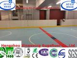 De milieuvriendelijke Aangepaste Opgeschorte Modulaire Bevloering van het Hockey Interlcoking