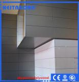 Panneau de mur composé en aluminium avec 4mm PVDF